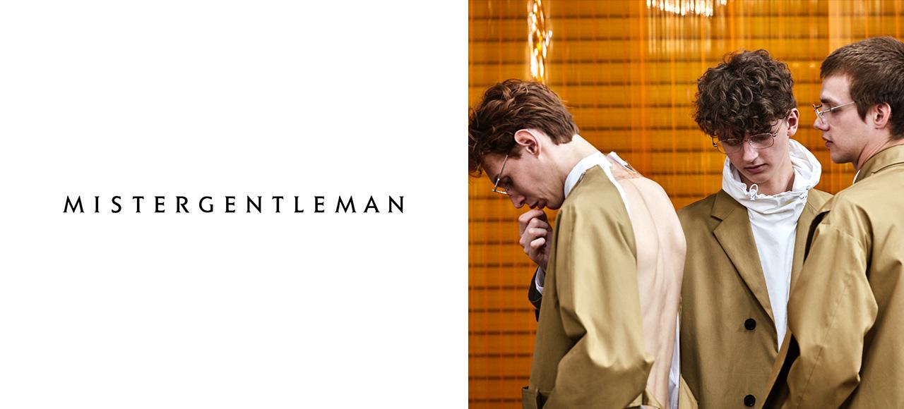 MISTERGENTLEMAN ミスター・ジェントルマン
