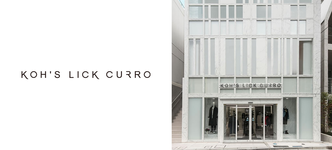 KOH'S LICK CURRO コウズ リック クロ