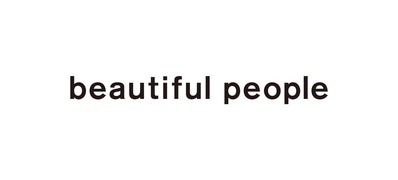 beautiful people ビューティフル ピープル