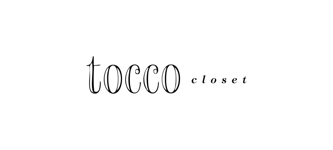 tocco closet トッコクローゼット