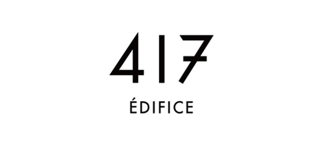 417 EDIFICE フォーワンセブン エディフィス