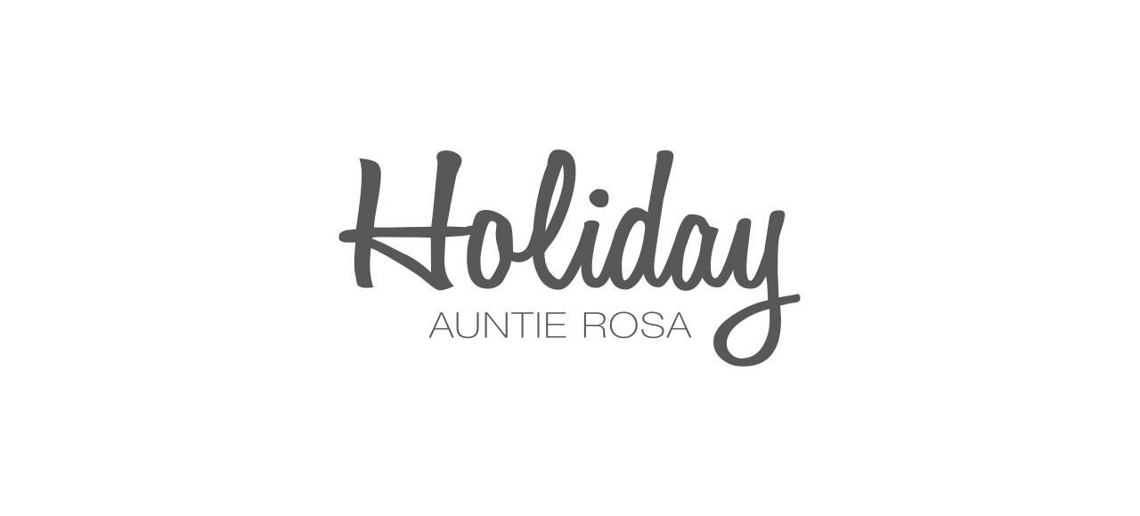 Auntie Rosa Holiday アンティローザホリデー