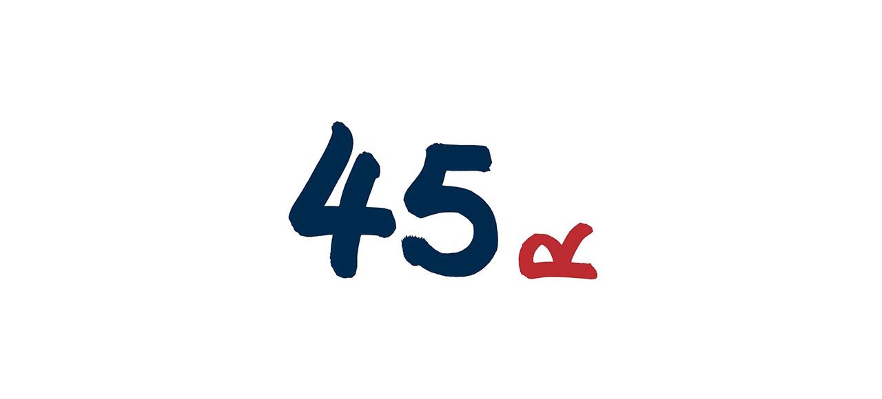 45R フォーティファイブアール