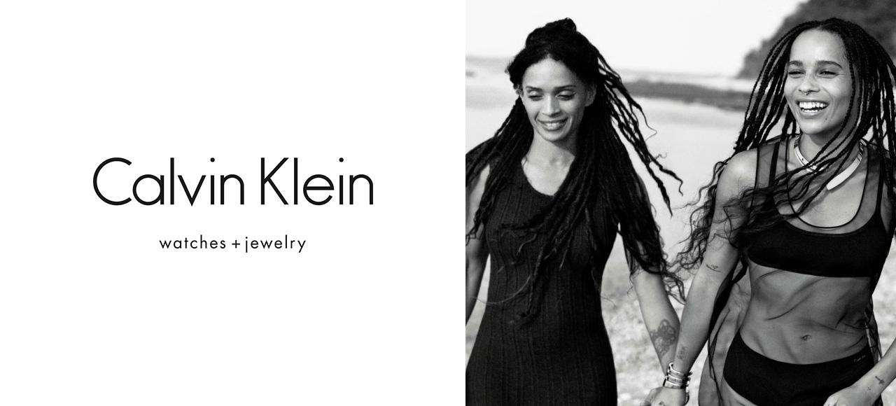 Calvin Klein Watches & Jewelry カルバン・クライン ウォッチ&ジュエリー