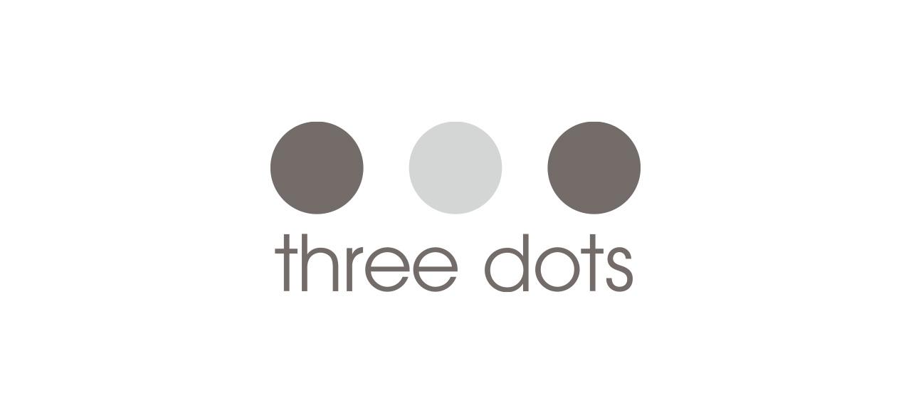 three dots スリードッツ