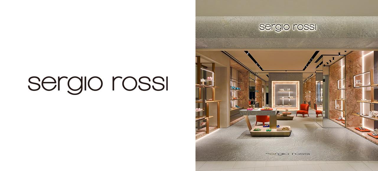 Sergio Rossi セルジオ ロッシ