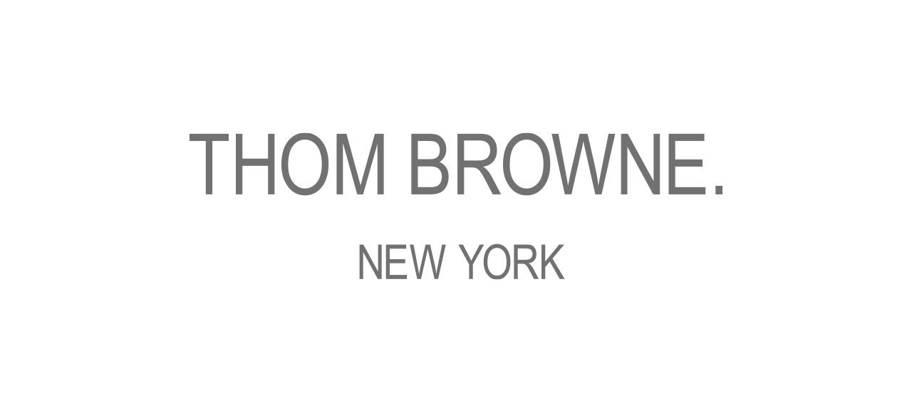 THOM BROWNE トム ブラウン