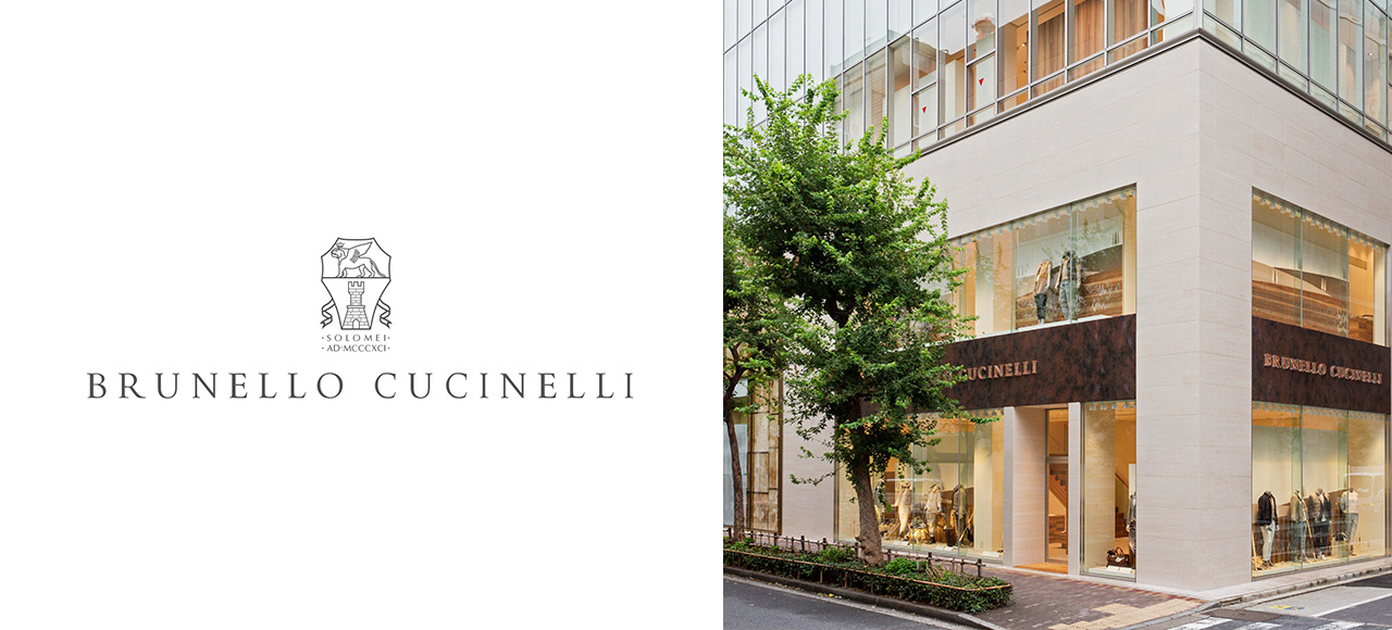 BRUNELLO CUCINELLI ブルネロ・クチネリ