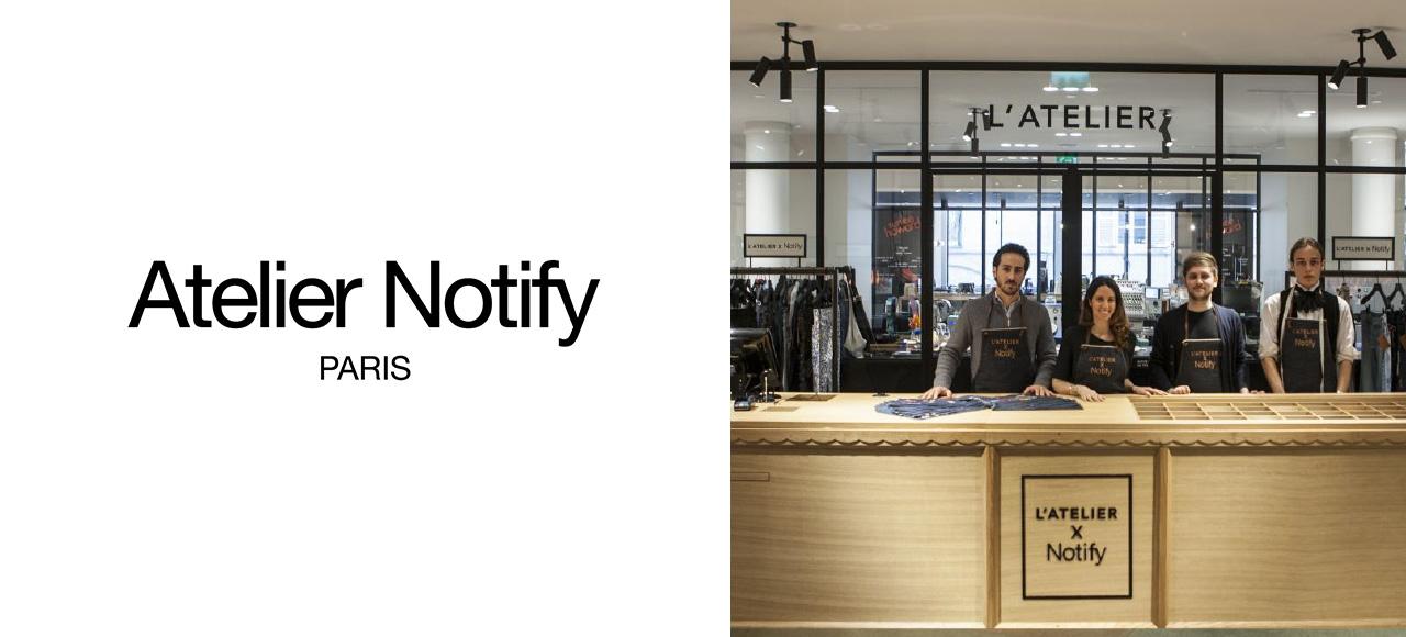 Atelier Notify アトリエ ノティファイ