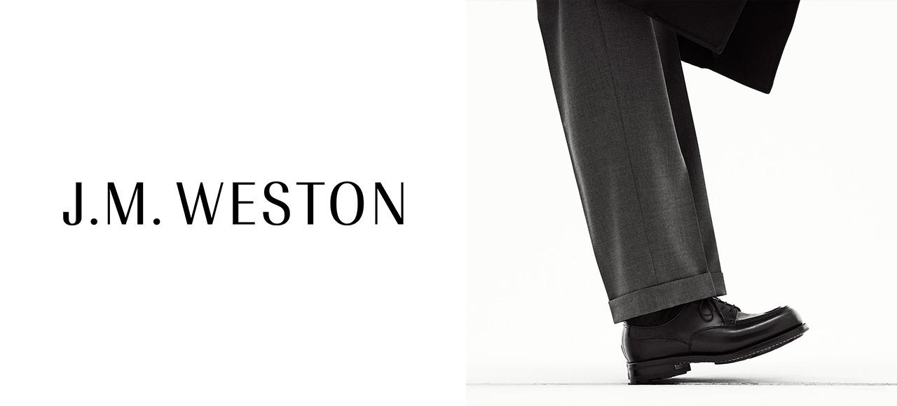 JM WESTON ジェイエムウエストン