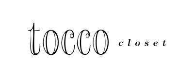 ネット販売から人気ショップになったtocco closet☆